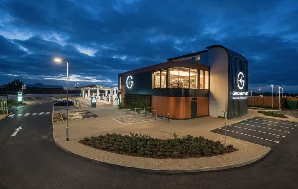 GRIDSERVE Opens UK's First Electric Forecourt®
