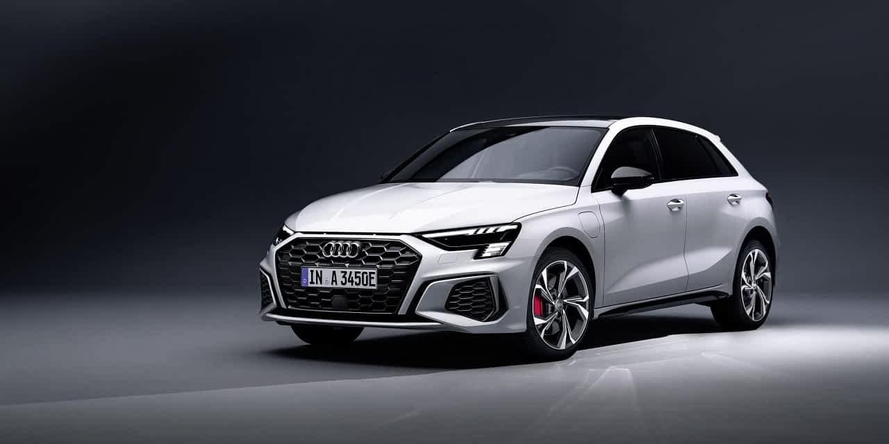 Audi Expands Hybrid Lineup with A3 Sportback 45 TFSI e