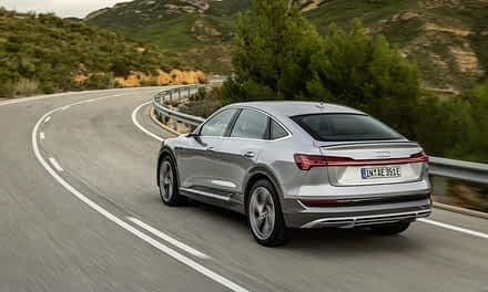Audi Enhances e-tron with Faster Charging and New Features