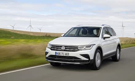 New Tiguan eHybrid Now Available to Order