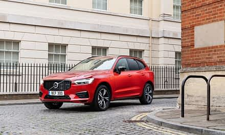 Volvo UK completes electrification of XC60 range with mild-hybrid and plug-in hybrid powertrains