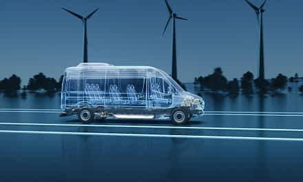 "Mercedes-Benz Vans eSprinter with Newly Developed ""Electric Versatility Platform"""