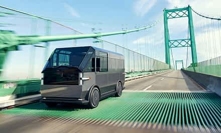 First Look:  Canoo Unveils Fully-Electric Multi-Purpose Delivery Vehicle