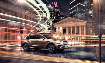 Bentley Introduces New Bentayga Hybrid